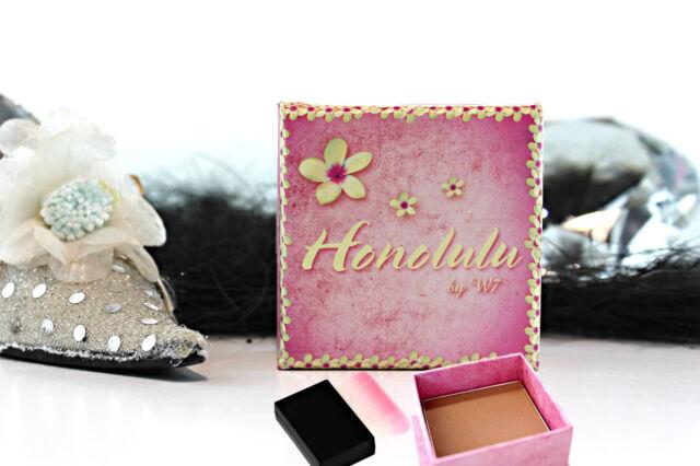 W7 Cosmetics Honolulu W7 Bronzer / D67 -W190