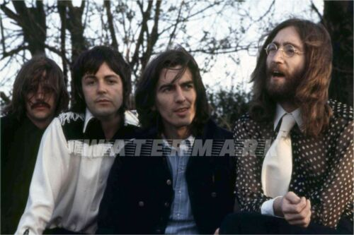 THE BEATLES 1969 PRINT FROM NEGATIVE (comes in 4 sizes)