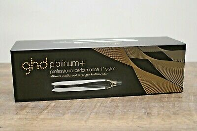 GHD Platinum + Professional Hair 1 Inch Styler Ultra Zone Technology