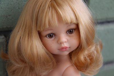 "6pcs Paola Reina DOLL ~ DASHA+CAROL+NORA~ 13.5/"" doll 34cm ❤"