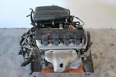 2001-2005 HONDA CIVIC EX VTEC SOHC ENGINE D17A 1.7L JDM 50K LOW MILES for sale  Long Beach