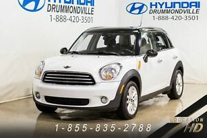MINI Cooper Countryman PANO + MANUELLE + CERTIFIE + ENS. INDISPE