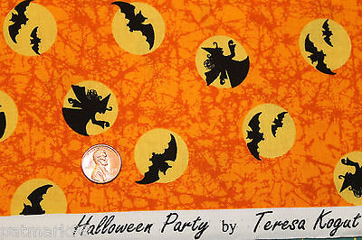 Marcus Halloween Fabric (