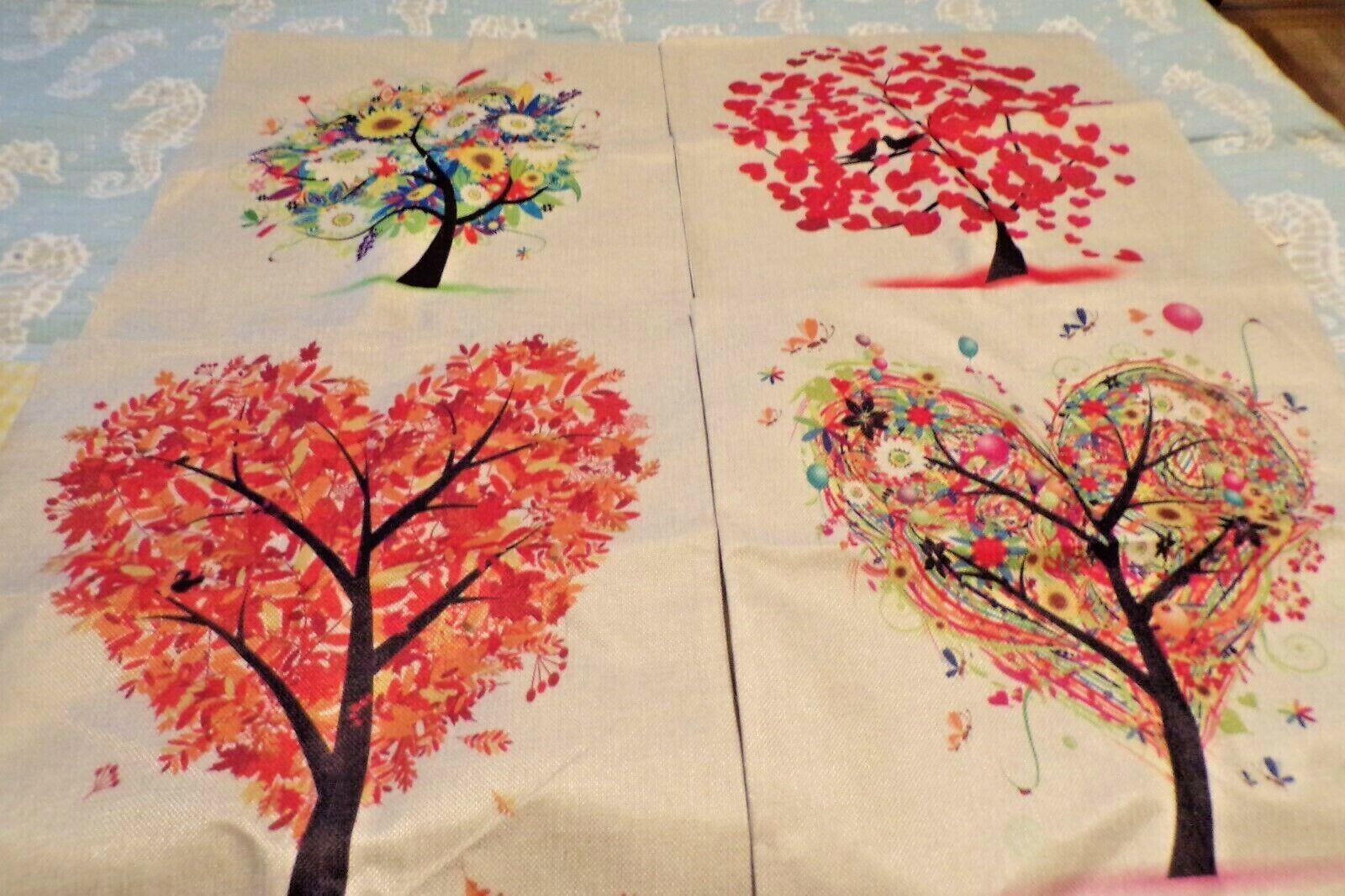 Hosl Seasonal Series Decorative Cushion Cover Square Throw P