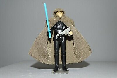Vintage Star Wars LUKE SKYWALKER JEDI KNIGHT 1983 C8+ COO HK COMPLETE