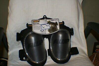 AWP Nylon-Cap Hard Shell Contoured Cap Knee Pads 51272 High Density Foam Black Contour Knee Pads