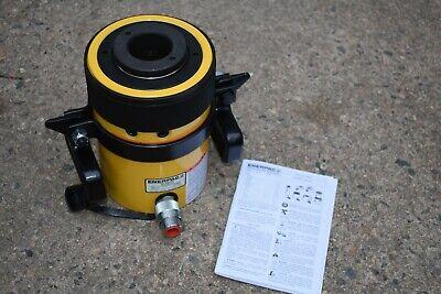 Enerpac Rch603 Hollow Hydraulic Cylinder 60ton 3 Stroke New
