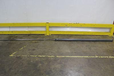 Nos Miller A50b2b 250psi Hydraulic Cylinder 2 Bore 58 Rod Dia. 76 Stroke