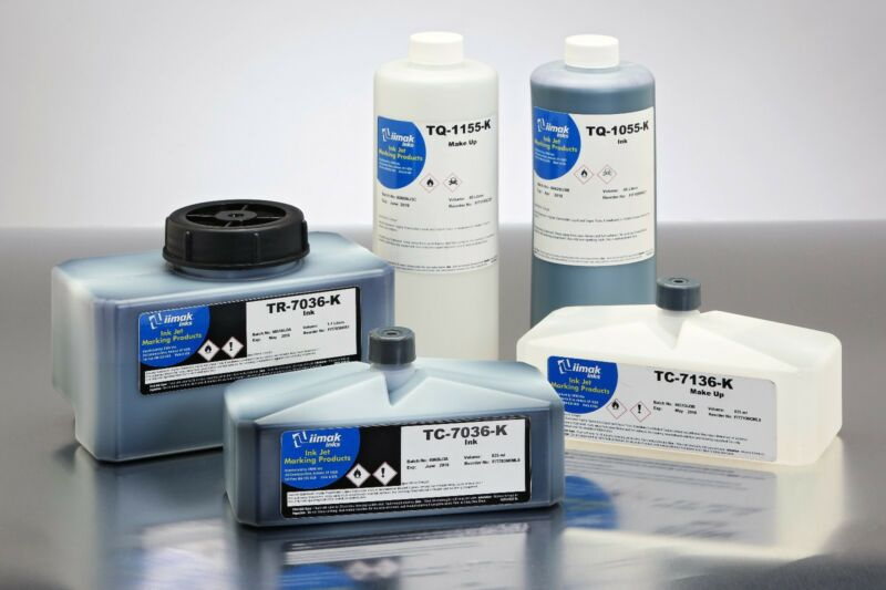 Domino® WL100 and 1100 Wash Fluid Replacement