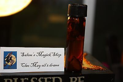 2 Dr - Powerful Cleo May oil