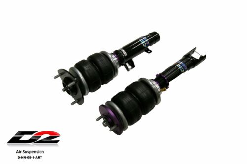 D2 Air Suspension Air Struts For 2013+ Honda Accord And 2015+ Acura Tlx