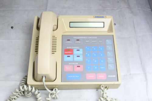 Dukane ACC4D Administrative Control Console - FOR PARTS OR REPAIR
