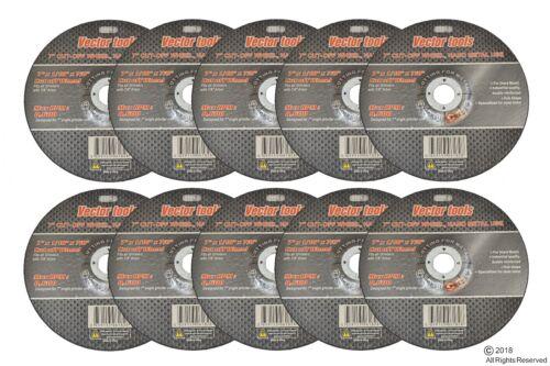 """20pc Cutoff Wheels 7"""" x 1/16"""" x 7/8"""" inch for Cutting Steel Hard Metal"""
