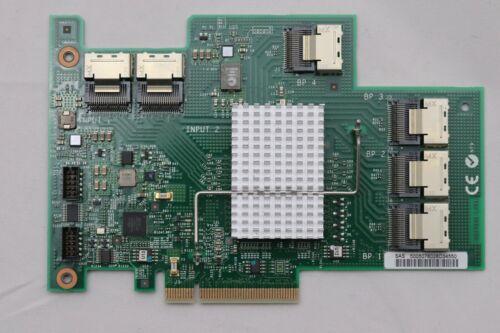 IBM ServeRaid 6G SAS Expander FRU 46M0997 N24442G 16 Port LSI MegaRAID