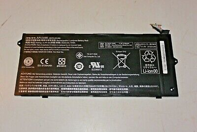 Genuine Acer Chromebook C720 C720P C740 CP5-471 Laptop Battery AP13J4K