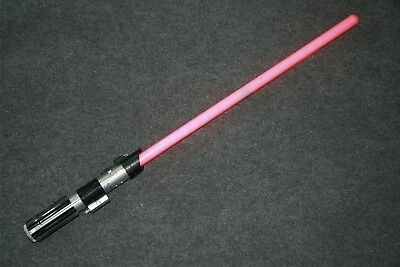 STAR WARS 2010 Hasbro Ultimate FX Darth Vader RED Lightsaber #32720  C-2945A HTF for sale  Shipping to Canada