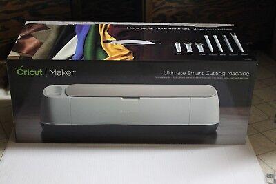 New Arrival Cricut Maker Design & Cut Machine