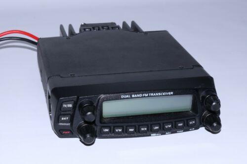 AnyTone AT-5888UV Dual Band Amateur Transceiver HAM RADIO Tested
