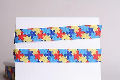Autism Awareness Jigsaw Puzzle (JIGSAW PUZZLE AUTISM AWARENESS 7/8