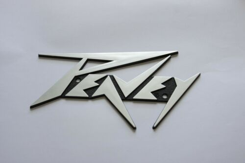 "PEAVEY Plastic Logo Badge 6.375"" - Text"