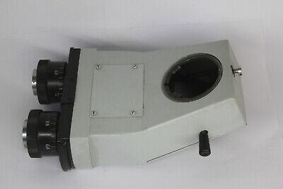 Lomo Microscope Polam Polarising Trinocular Head Iris Ring Adjusting Eyepiece 23