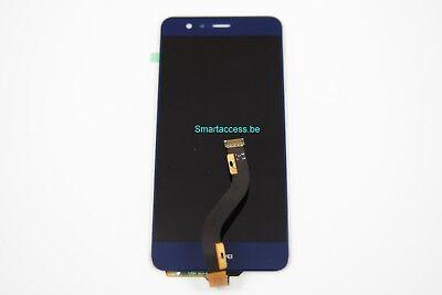 Vitre tactile et écran LCD complet HUAWEI P10 Lite bleu