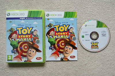 Toy Story Mania (Xbox 360) - USED *VGC*