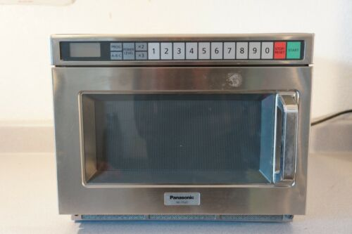 Panasonic NE-17523 1700 Watts Without Convection Cook Microwave Oven