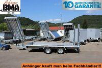 Hapert PKW-Anhänger Maschinentransporter 3500kg 410x184 RAM Baden-Württemberg - Mühlhausen im Täle Vorschau