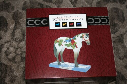 """Trail of The Painted Ponies """"Winter Feathers"""" Figurine  NEW 2020"""