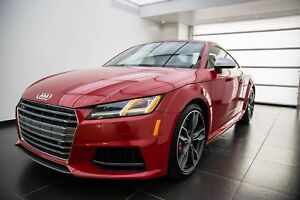 2016 Audi TTS Lane&Side assist,