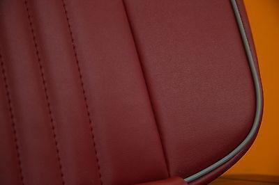 Les sièges de l'intérieur - La Sellerie Modèle Vintage -Mini Austin Rover Cooper