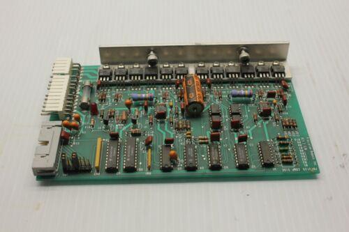 PRECISION ROBOT PB12125 CIRCUIT BOARD COMP SIDE