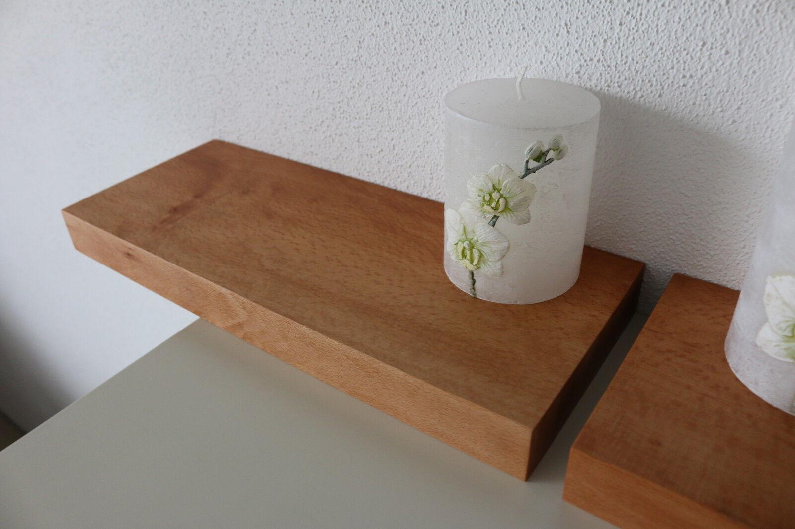 2x wandboard buche massiv holz board regal steckboard regalbrett neu auf ma eur 90 00. Black Bedroom Furniture Sets. Home Design Ideas