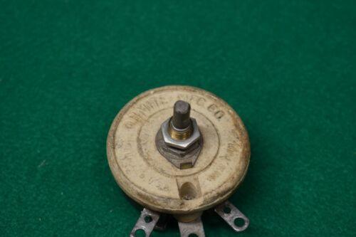 Ohmite 2.5K Ohm NOS Ceramic Potentiometer Series A