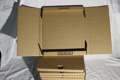 12 Pack Whiplash Lp Vinyl Record Album Box Mailers Sturdysecure Protection New