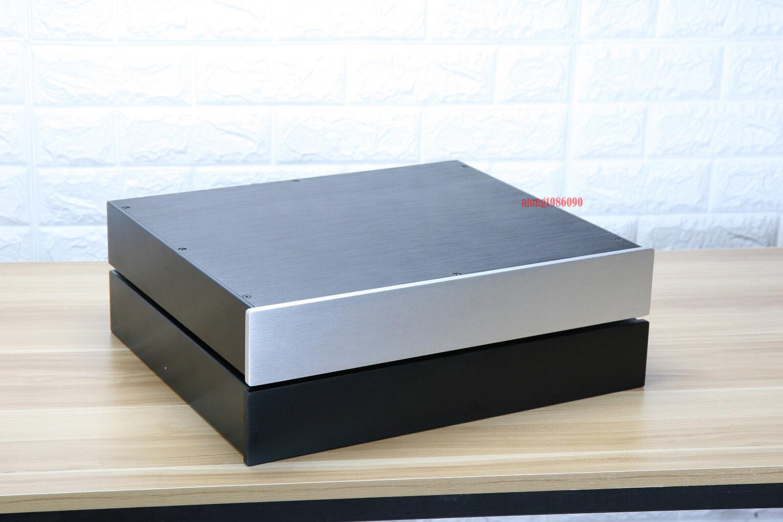 case 1105 Full Aluminum delicate Enclosure Preamp box// PSU chassis DIY