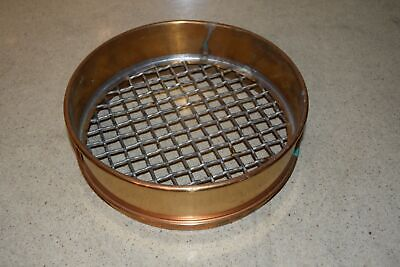 Fisher Scientific Usa Standard Testing Sieve .500 Inches Fs2