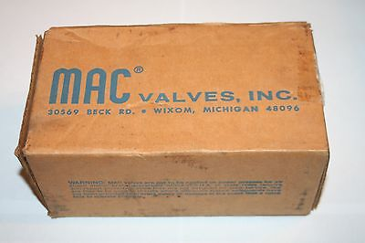 45A-MAJ-DDAJ-2KJ MAC Solenoid Valve