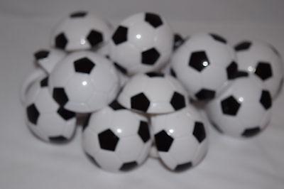 Soccer ring topper cupcake topper cake topper cupcake topper picks #12 - Soccer Cupcake Toppers