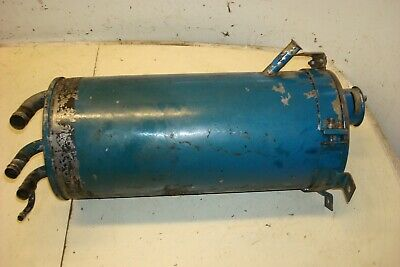 Ford 6000 Tractor Front Hydraulic Oil Reservoir Tank