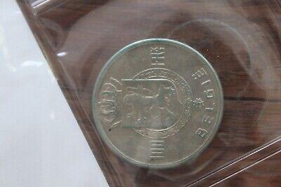 ancienne pièce de monnaie -  BELGIQUE - 100 F - 1951