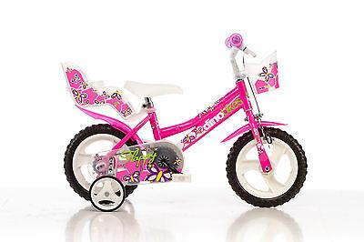 12 Zoll Kinderfahrrad126R Mädchenfahrrad Kinderrad Fahrrad Spielrad ()