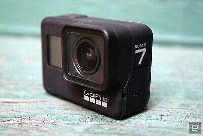 GOPRO HERO 7 BLACK EDITION ACTION CAM CAMERA VIDEOCAMERA WIRELESS WIFI BLUETOOTH