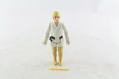 Star Wars Figure Luke Skywalker Farmboy Hong Kong 1977 VG Missing Tip Excellent