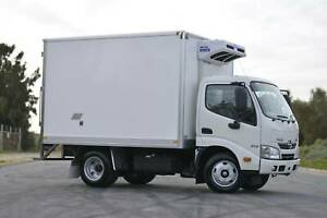 Hino 616 - 300 Series 616 Short Auto IFS Refrigerated (308867) Regency Park Port Adelaide Area Preview