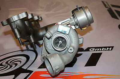 Turbolader VW Passat, Caddy 1,9 TDI 77Kw, 105 PS, (BLS), 54399880029, 03G253019K