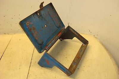 Ford 6000 Tractor Tool Box Under Seat