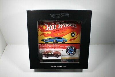 Hot Wheels RLC Original 16 Custom Corvette