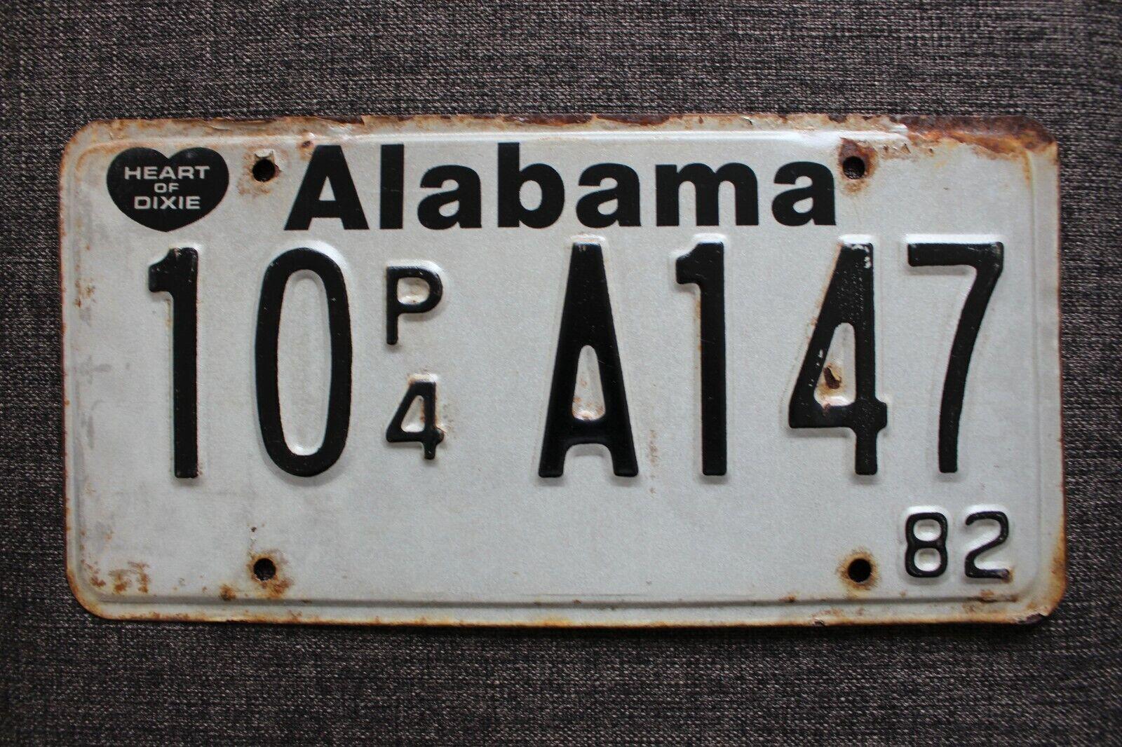 *ALABAMA* USA / US / Amerika / Kennzeichen / Nummernschild / License Plate